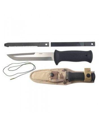Nůž UTON vz.75/MNS BP s pouzdrem vz.95 DESERT