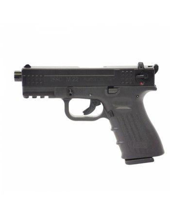 """Pistole ISSC M22 SD 4,3"""" 22LR HV, pistole samonabíjecí, černá"""