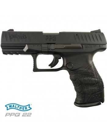 """Pistole Walther PPQ M2 4"""" 22LR, černá"""