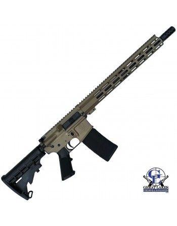 Puška Great Lakes Firearms AR-15, 223 Wylde, FDE