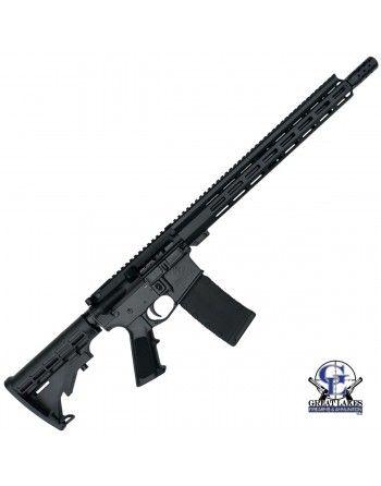 Puška Great Lakes Firearms AR-15, 223 Wylde, černá