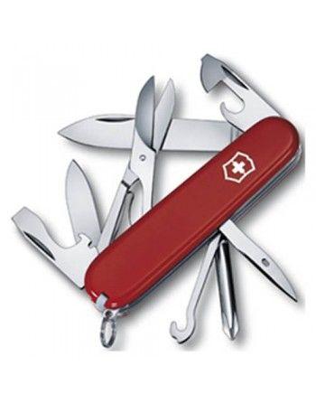 Nůž kapesní SUPER TINKER 91mm ČERVENÝ