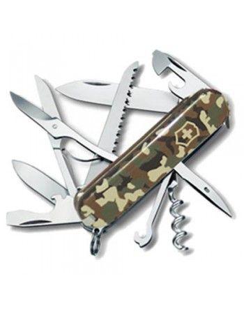 Nůž kapesní HUNTSMAN 91mm WOODLAND