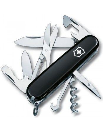 Nůž kapesní CLIMBER 91mm ČERNÝ