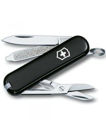 Nůž kapesní CLASSIC SD 58mm ČERNÝ