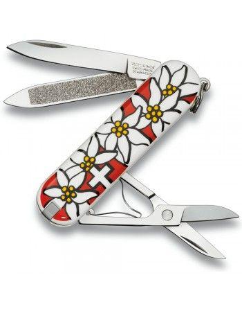 Nůž kapesní CLASSIC 58mm protěž