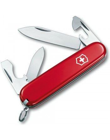 Nůž kapesní RECRUIT 84mm ČERVENÝ