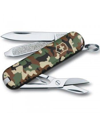 Nůž kapesní CLASSIC SD 58mm WOODLAND