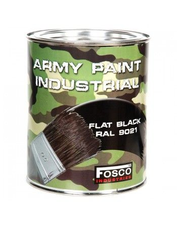 Barva ARMY nátěrová 1l RAL...