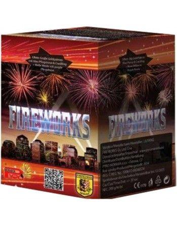 KOMPAKT FIREWORKS 16 VÝSTŘELŮ