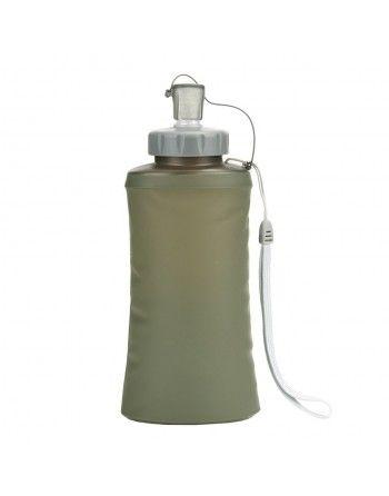 Láhev na vodu skládací 600 ml