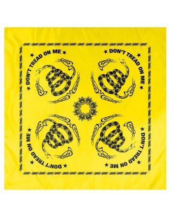 Šátek DONT TREAD ON ME 55 x...