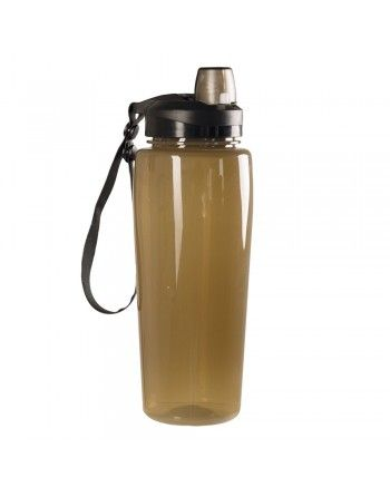 Láhev na pití plastová 0,6l COYOTE PRŮHLEDNÁ