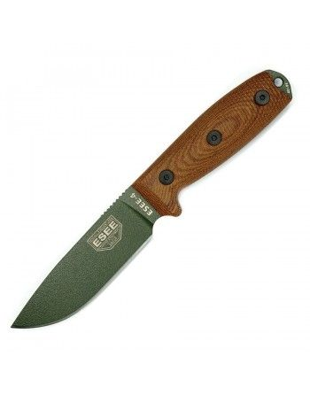 Nůž MODEL 4 ZELENÁ čepel