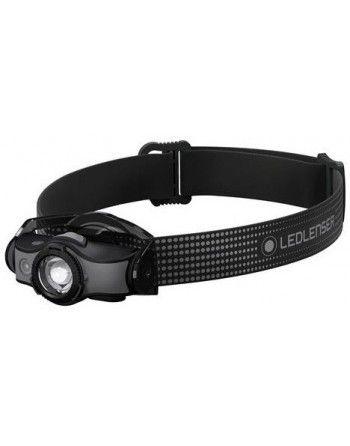 Svítilna čelová MH5 černo-šedá