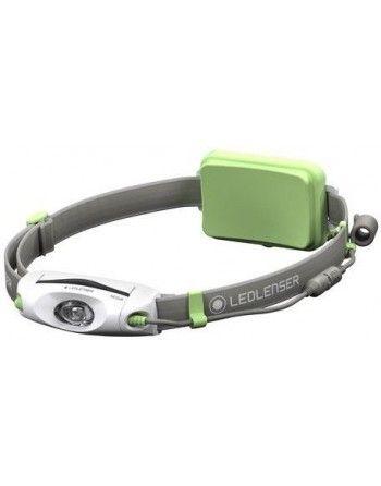 Svítilna čelová NEO 6R zelená