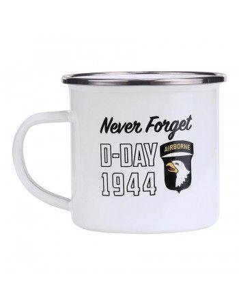 Hrnek D-DAY 1944 smaltovaný...