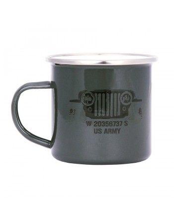 Hrnek US ARMY JEEP...