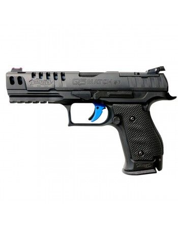 Pistole Walther Q5 Match Steel Frame 5