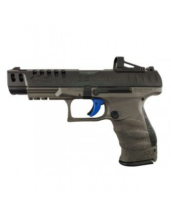 Pistole Walther Q5 MATCH COMBO 9x19