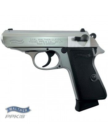 Pistole Walther PPK/S .22LR