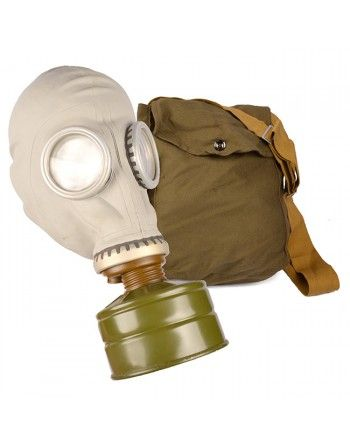 Maska plynová ruská GP-5 s...