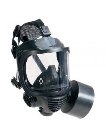 Maska plynová...