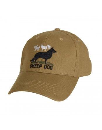 Čepice DELUXE SHEEP DOG...