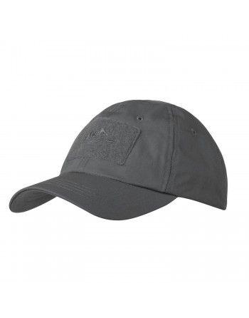 Čepice baseball suchý zip rip-stop SHADOW GREY