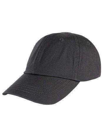 Čepice TEAM CAP baseballová ČERNÁ