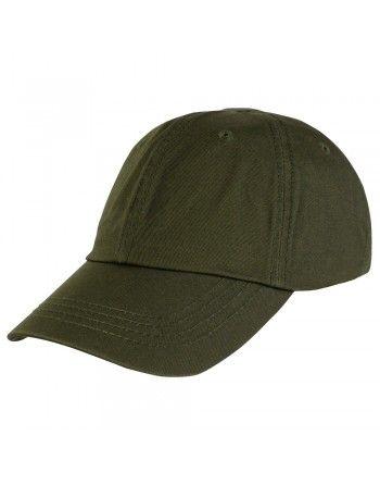 Čepice TEAM CAP baseballová ZELENÁ