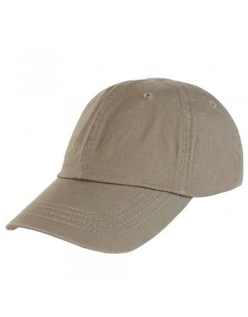 Čepice TEAM CAP baseballová TAN