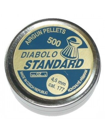 Diabolky STANDARD 4,5mm (500ks)