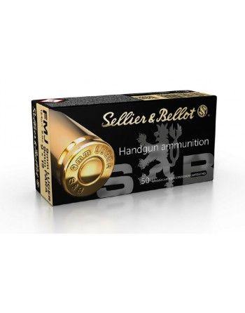 Náboje S&B 9mm LUGER / 9x19...