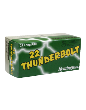 22 LR Remington Thunderbolt...