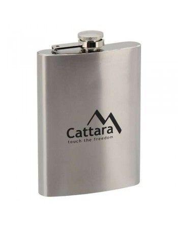 Lahev placatka 235ml Cattara 13624