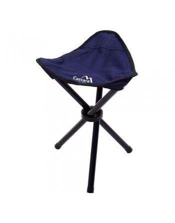 Židle kempingová skládací OSLO modrá Cattara 13440