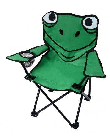 Židle kempingová malá FROG Cattara 13446