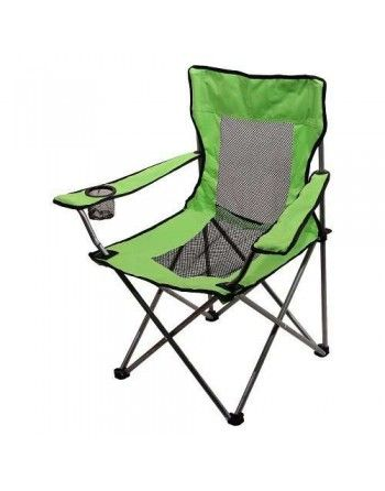 Židle kempingová skládací NET Cattara 13451