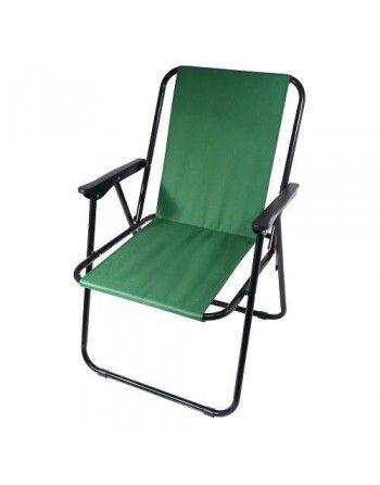 Židle kempingová skládací BERN zelená Cattara 13456