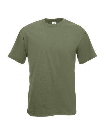 Tričko jednobarevné