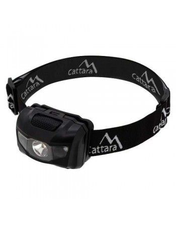 Čelovka LED 80lm černá Cattara 13120