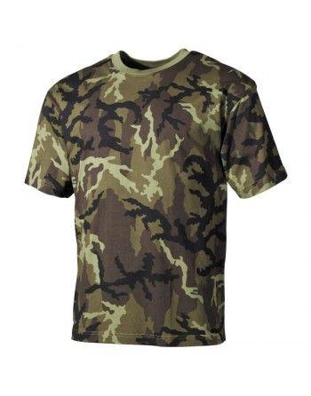 Tričko vz.95 - zelený...