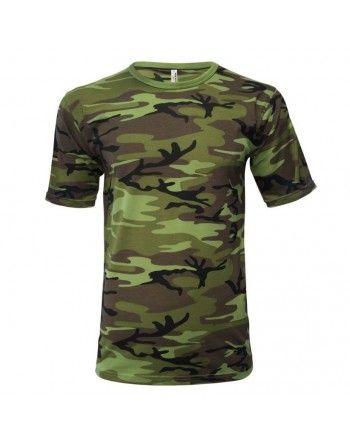 Tričko maskáčové CZECH ARMY
