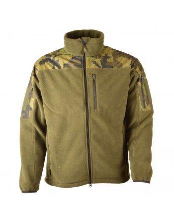Bunda fleece Polartec RAVEN s rameny vz.95