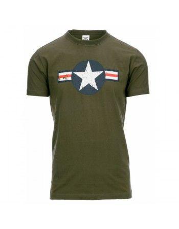 Tričko s potiskem WWII