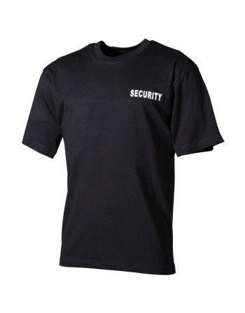Tričko s potiskem SECURITY...