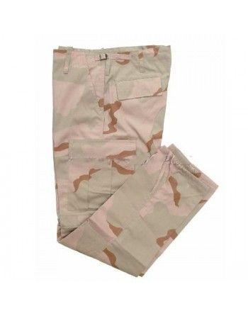 Maskáčové kalhoty DESERT 3...