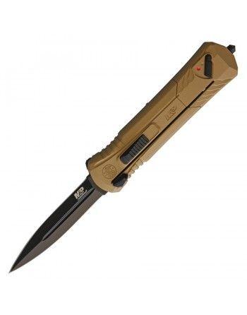 Nůž vystřelovací S&W OUT THE FRONT COYOTE