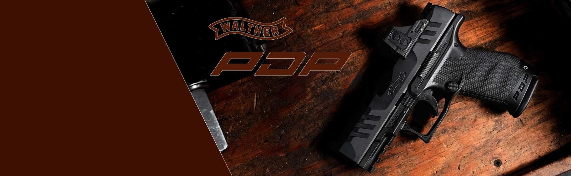 Walther PDP již dostupný